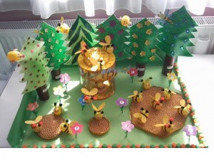 cool bee craft (1)