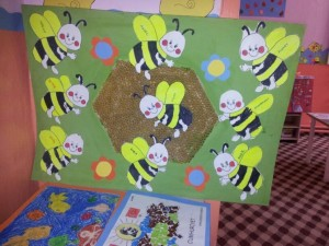 cool bee craft (6)