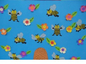 cool bee craft (7)
