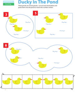 cut and paste worksheets for kıds (6)