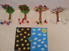 day and night bulletin board ideas (8)