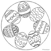 easter mandala worksheets (10)