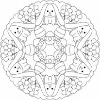 easter mandala worksheets (11)