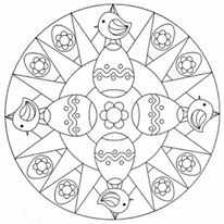 easter mandala worksheets (12)