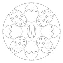easter mandala worksheets (7)