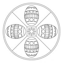 easter mandala worksheets (8)
