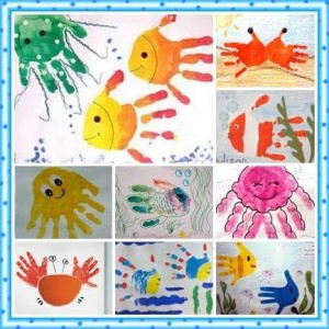 footprint crafts archives for preschool (6)