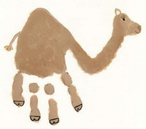 footprint crafts archives for preschool (7)