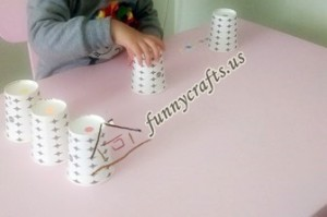 fun math games with paper cups (3)