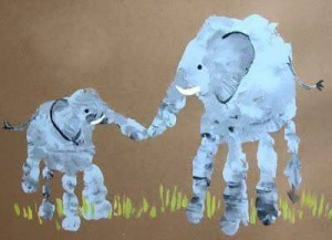 handprint craft ideas for kindergarten (3)