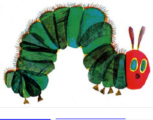hungry caterpillar book printables