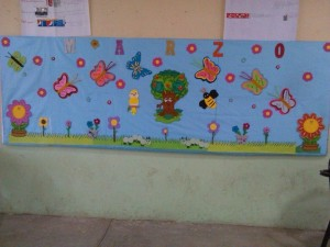 kindergarten, and elementary bulletin boards for spring (2)