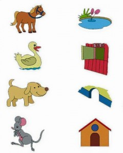 kindergarten match activities (5)