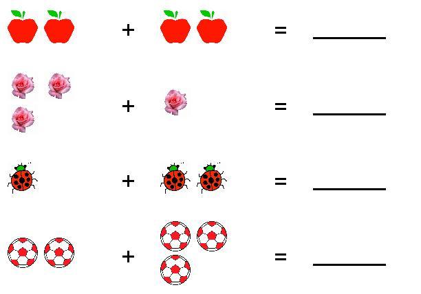 Ladybug math worksheets – Printables Math Worksheets