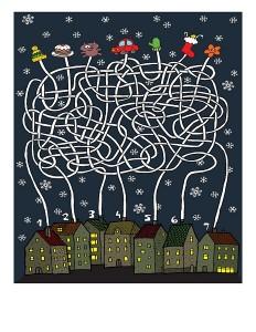 maze puzzles (2)