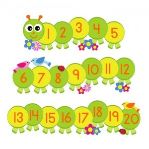 number caterpillar  math activities (3)