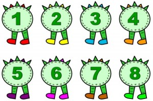 number caterpillar  math activities (5)