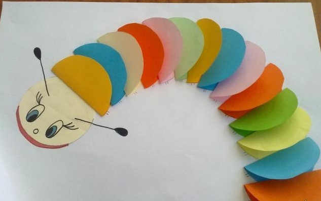 cool paper crafts for kids paper cutting arts crafts for preschool