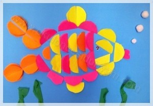 paper cutting arts crafts for preschool kindergarten (6)