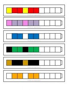 pattern worksheets for kıds