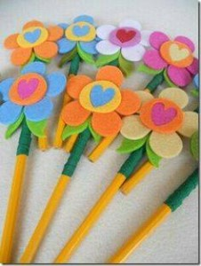 pencil toppers crafts for kids (1)
