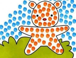 puppet finger painting templates (1)
