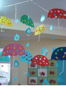 rain craft for kıds (2)