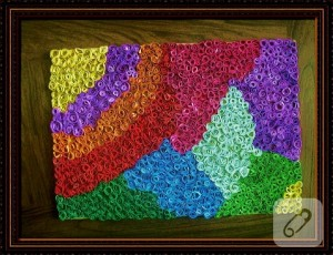 rainbow bulletin board ideas for kıds (18)