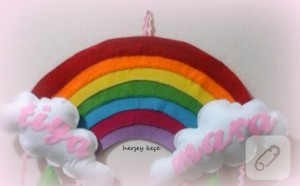 rainbow bulletin board ideas for kıds (22)