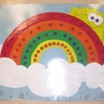 Rainbow bulletin board ideas