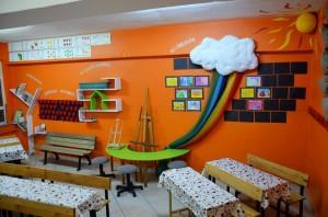 rainbow bulletin board ideas for kıds (6)