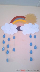 rainbow bulletin board ideas for kıds (8)
