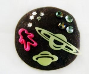 space play dough recipe