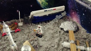 space theme ssensory activities