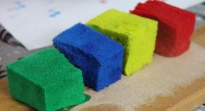 sponge paint art project for kıds (13)
