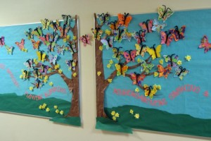 spring insect bulletin board ideas for kıds (27)