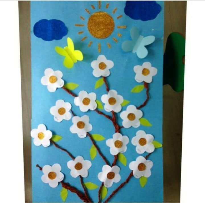 Spring decorations in the clasroom » spring kindergarten classroom ...