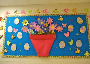 spring preschool, kindergarten, and elementary bulletin boards (3)