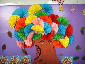 spring tree craft (4)