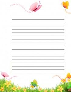 stationary free printables for kıds (15)