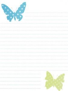 stationary free printables for kıds (19)