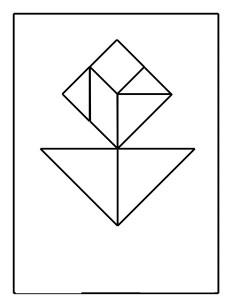 tangram flower (2)
