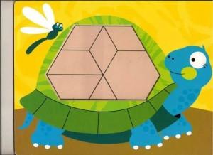 turtle theme pattern block templates