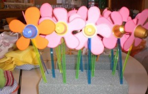 yogurt cup crafts for kids  (4)