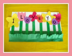 ı love you mother s day cards