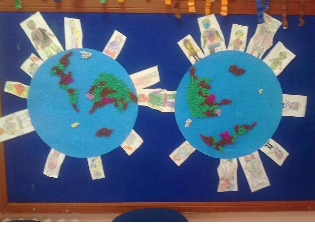 23 April International Children S Day Craft 9 Funnycrafts