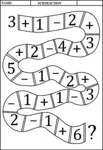 addition and subtraction worksheets (6)