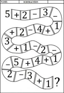addition and subtraction worksheets (9)