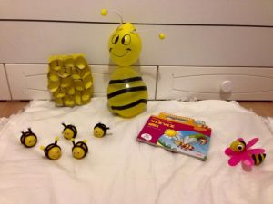 bumblebee crafts for kids