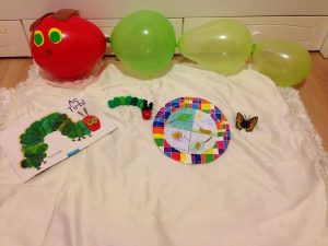 caterpillar life cycle crafts for kids